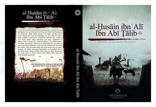 al-husayn cover in arbeit gut copy